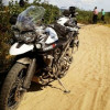 TRIUMPH TIGER XCX ADVENTURE 800 CC