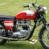 1973 750 Triumph Bonneville Fully Restored